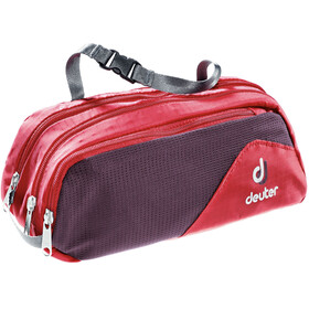 Deuter Tour II Wash Bag fire/aubergine